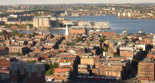 The North End of Boston